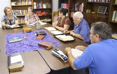 St. Andrew UMC small group