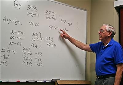 Mont Duncan of New Church Development discusses MissionInsite statistics