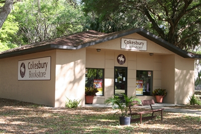 Exterior of Cokesbury store