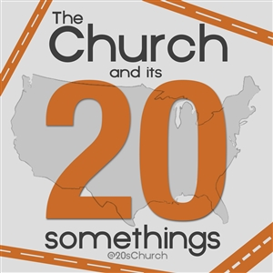 Logo for 20something church