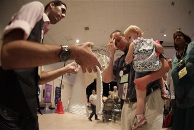 Baptism renewal ritual