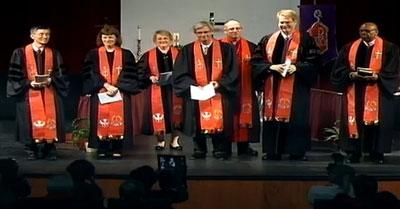 2012 Episcopal Consecration