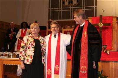 Pam Carter, Bob Bushong, Ken Carter
