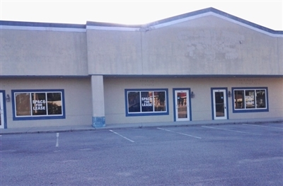 Lots of business space to lease in the complex on the former Space Coast