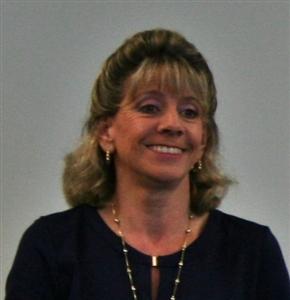 Wendy McCoy during live webcast