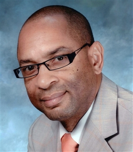 Rev. Harold Lewis headshot