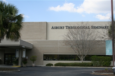Asbury Theological Seminary facade